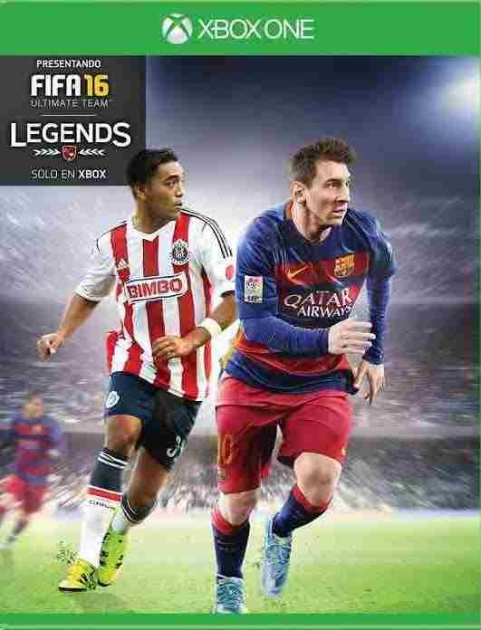 B-Store en línea: FIFA 16 para Xbox One, PS4, PS3 y Xbox 360 en $599