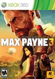 Amazon MX: Max Payne 3 para Xbox 360 a $118, PlayStation 3 a $186