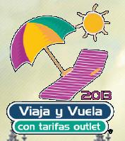 Outlet Viaja y Vuela 2013 del 9 al 12 de mayo (DF)