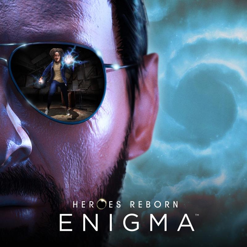 Juego HEROES REBORN: ENIGMA para iOS, GRATIS en iTunes por cortesía de IGN.