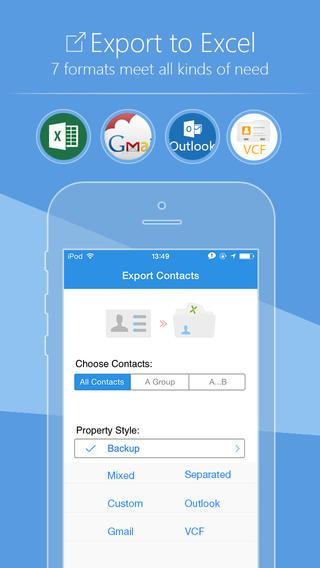 App Store SA Contacts gratis por tiempo limitado  Precio real 3 dólares