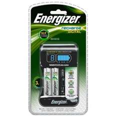 Office Depot: cargador de pilas digital energizer