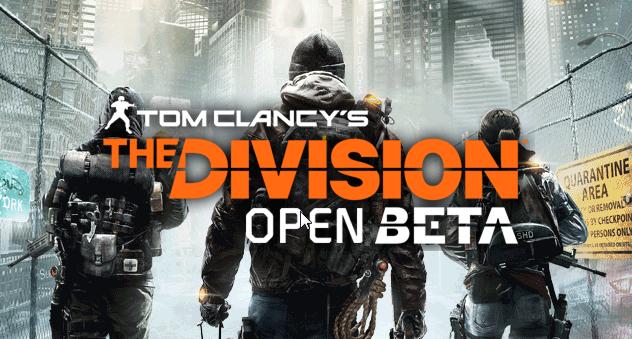 Xbox One/PS4: Descarga ahora The Division Open Beta