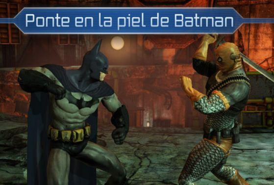 Bastion y Batman Arkham City Lockdown para iPhone a $13 y más ofertas