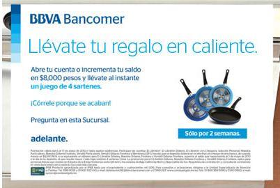 Quincena del ahorro Bancomer mayo 2013