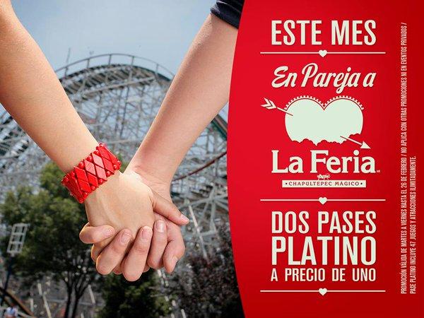 La Feria de Chapultepec: 2x1 de martes a viernes