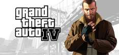Steam: Grand Theft Auto IV (PC) solo por unas horas!