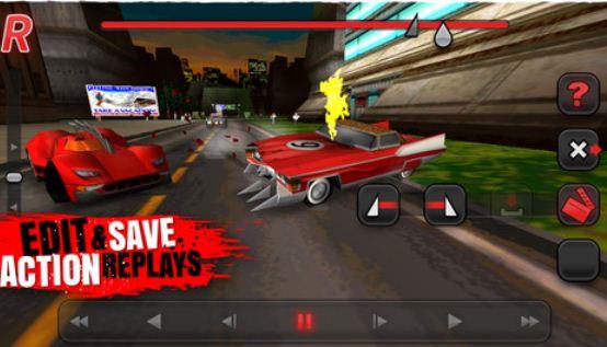 Carmageddon gratis para iPhone y Android