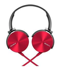 Best Buy: Audifonos MDR-XB450AP varios colores a $594