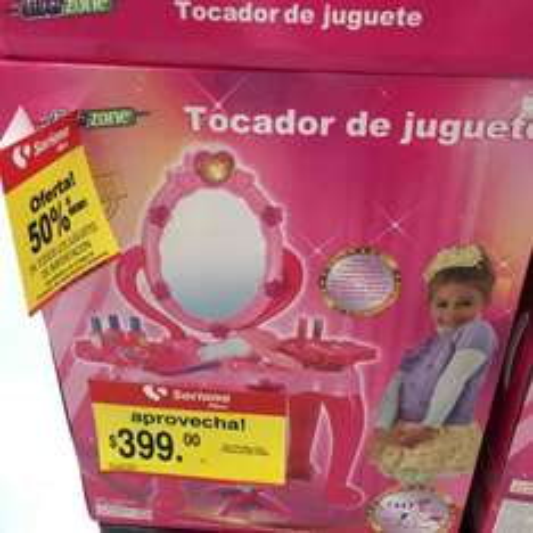 Soriana Hiper Mty: Juguetes importados al 50% de descuento