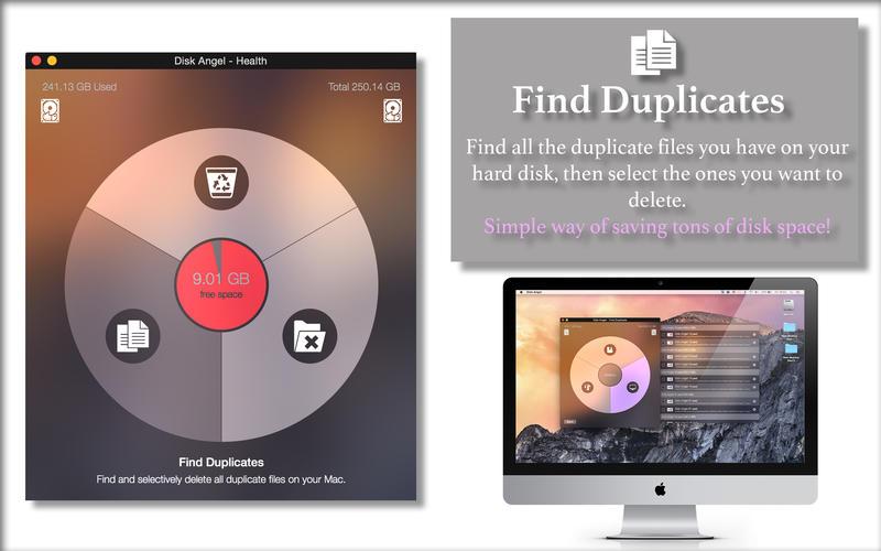 Mac App Store: Disk Angel 3 para MAC gratis por tiempo limitado.