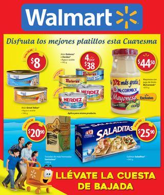Walmart: Folleto de ofertas del 15 de Febrero al 1 de Marzo