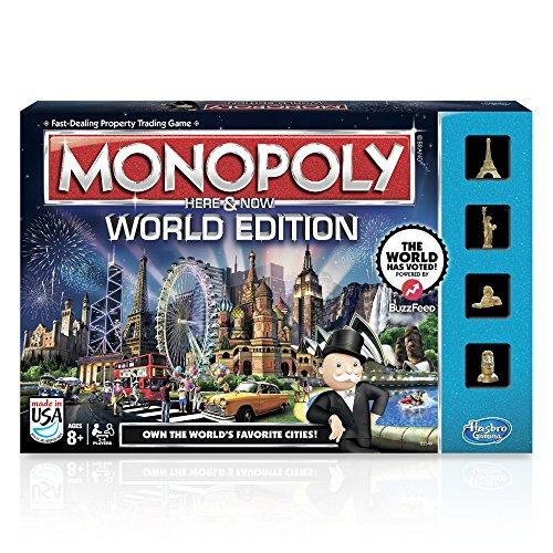 Amazon MX: Monopoly favoritos del mundo a $199, Nerf Combat Creature Terradrone a $699