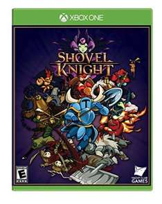 Amazon MX: Shovel Knight para Xbox One a $295 o $265 con cupón VISAMX10