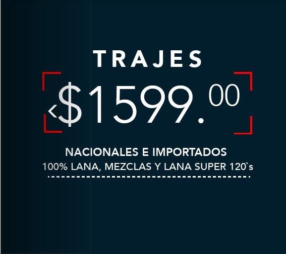 Aldo Conti: Trajes Nacionales e Importados 100% Lana, Mezclas y Lana Super 120%