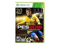 Liverpool Online: PES 2016 para Xbox 360 a $467