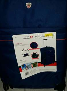 "Walmart: Maleta de 28"" Swiss Expedition a $325.02"