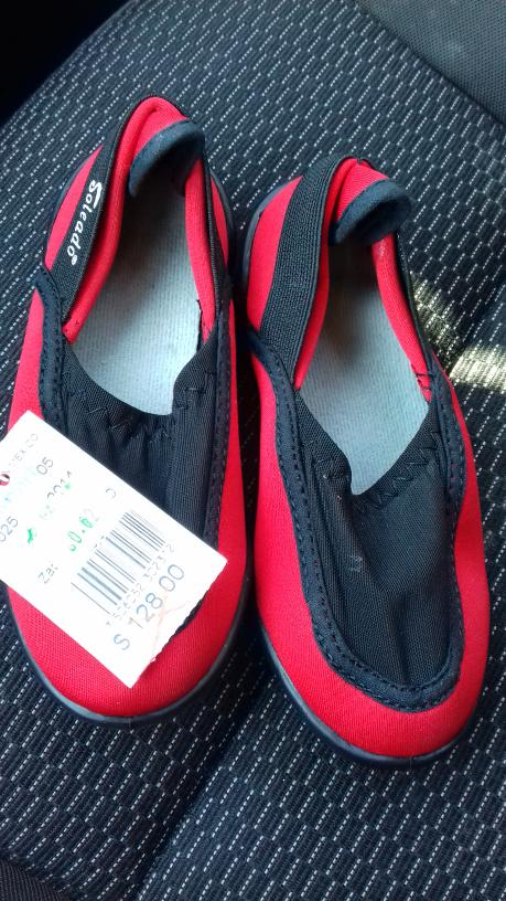 Walmart Tonalá: zapatos de buzo para niño a $20