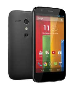 Amazon USA: Moto G 1 Generación 16Gb a $86 USD ($1634 MXN aprox)