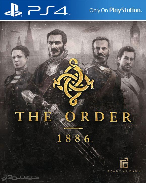 Amazon: The Order para PS4 a $185