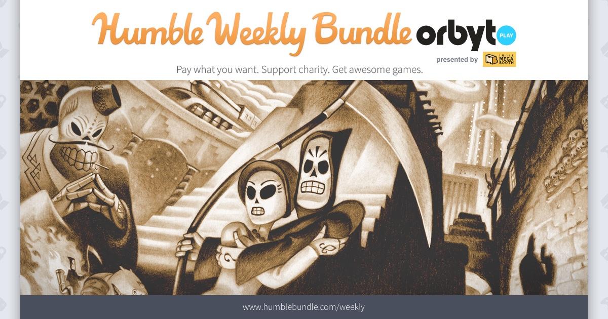 Humble Bundle: Ink, SpeedRunners, Divekick a partir de 1USD