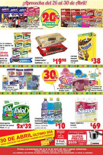 Mercado Soriana: hasta 70% en juguetes, 2x1 en barras Hershey's y más