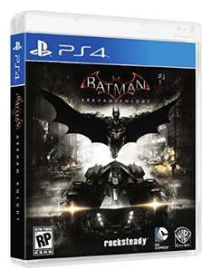Amazon USA: Warner Bros Batman Arkham Knight para PlayStation 4 Standard Edition a $479.33