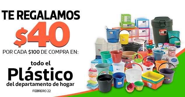 Comercial Mexicana: ofertas en desodorantes, plásticos, papel higiénico y más