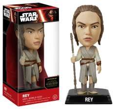 Amazon Mx: Bobblehead de Rey, Star Wars, 18cms