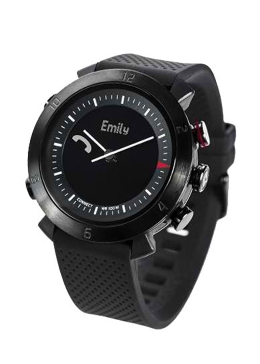 ML Tienda Oficial Cogito: Smartwatch Classic Negro Onyx Reloj Inteligente a $1,499