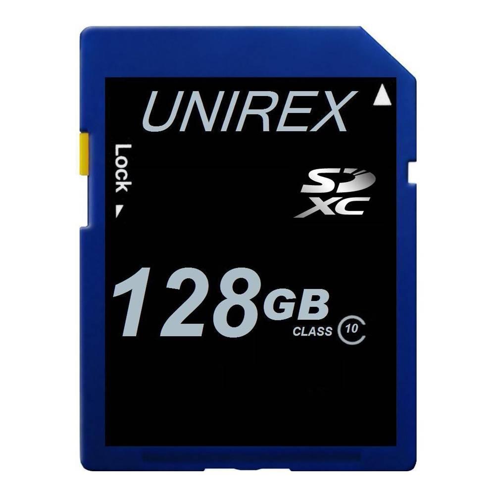Walmart en línea: Memoria SD de 128Gb Clase 10 marca Unirex a $299
