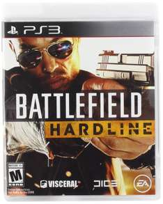 Amazon MX: Battlefield Hardline para PlayStation 3 Standard Edition a $199