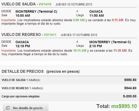 Vivaaerobus: Guadalajara a Los Cabos $352, DF a Cancún $438 y más (sencillo)