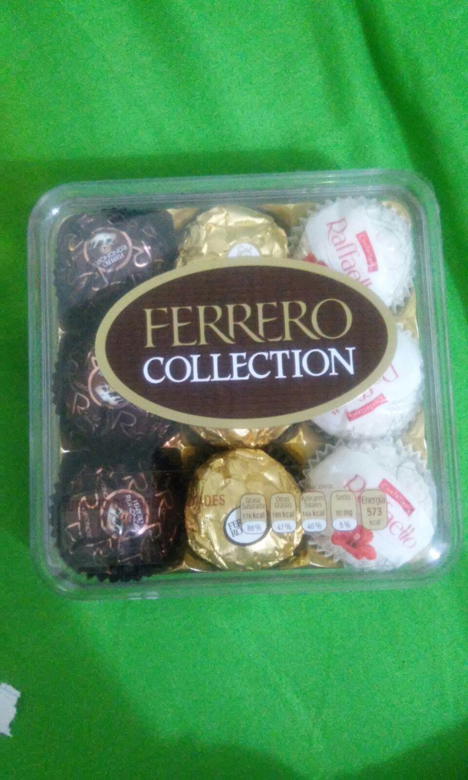 Chedraui: Ferrero Collection 9 pzas $6.90 / Ferrero Rocher Corazon 8pzas $7.80 / Panditas $2.80 / Lunch Box Superman $1.95 Chedraui: Ferrero Collection 9 pzas a $6.90, Ferrero Rocher Corazón 8