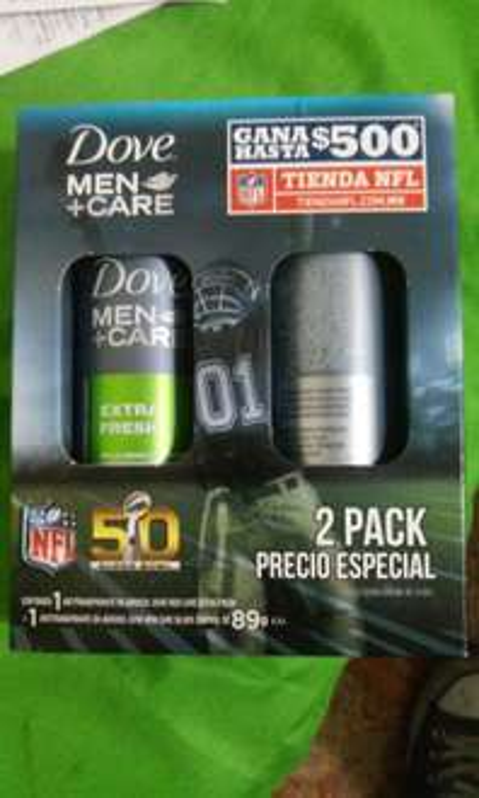 Chedraui: 2 desodorantes dove men $25.10 / Hershey's bites $3.20 / 5 lapices 2HB $2.19 / Boligrafo + lapicero $4.50 / Marcador p/pintarron $4.45