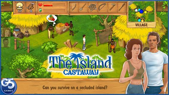 AppStore: Juego The Island Castaway (full) Gratuito. Precio real 5 dólares