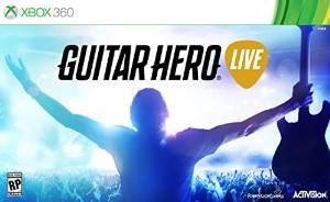 AMAZON: Guitar Hero Live Xbox 360 Guitarra+Juego a $1,127 ya con envio