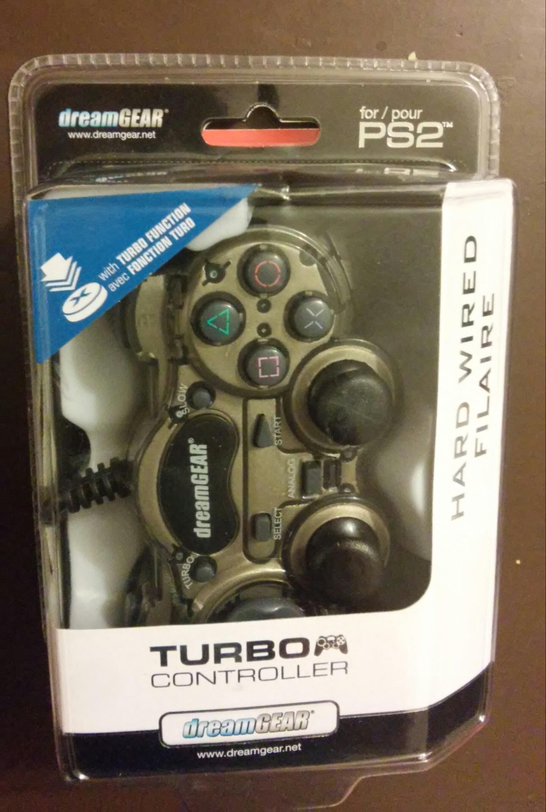 Bodega Aurrerá: Control para PlayStation 2 a $14.04