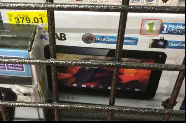 """Walmart: Tableta Let Quick 7"""" a $379.01"""