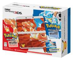 Amazon MX: Preventa Nintendo New 3DS Pokémon 20 aniversario