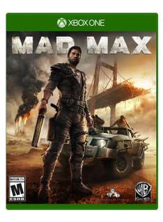 Amazon: Mad Max Xbox One a $370 + $91 de envío