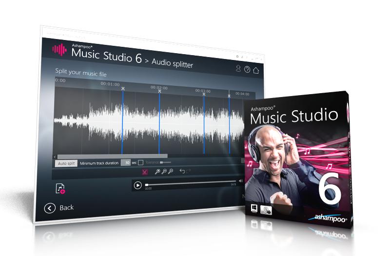 Ashampoo Music Studio 2016 GRATIS