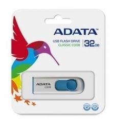 Linio: Memoria USB Adata C008 32 GB-Negro con Rojo