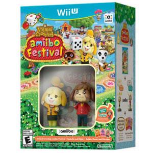 Mixup en línea: Animal Crossing Amiibo Festival para Wii U a $349