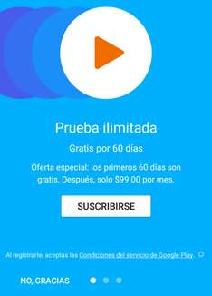 Google Play Music: Prueba dos meses de servicio gratis