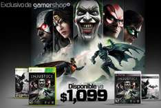 Gamers: ZombiU $499 o Injustice + Arkham City $1,099