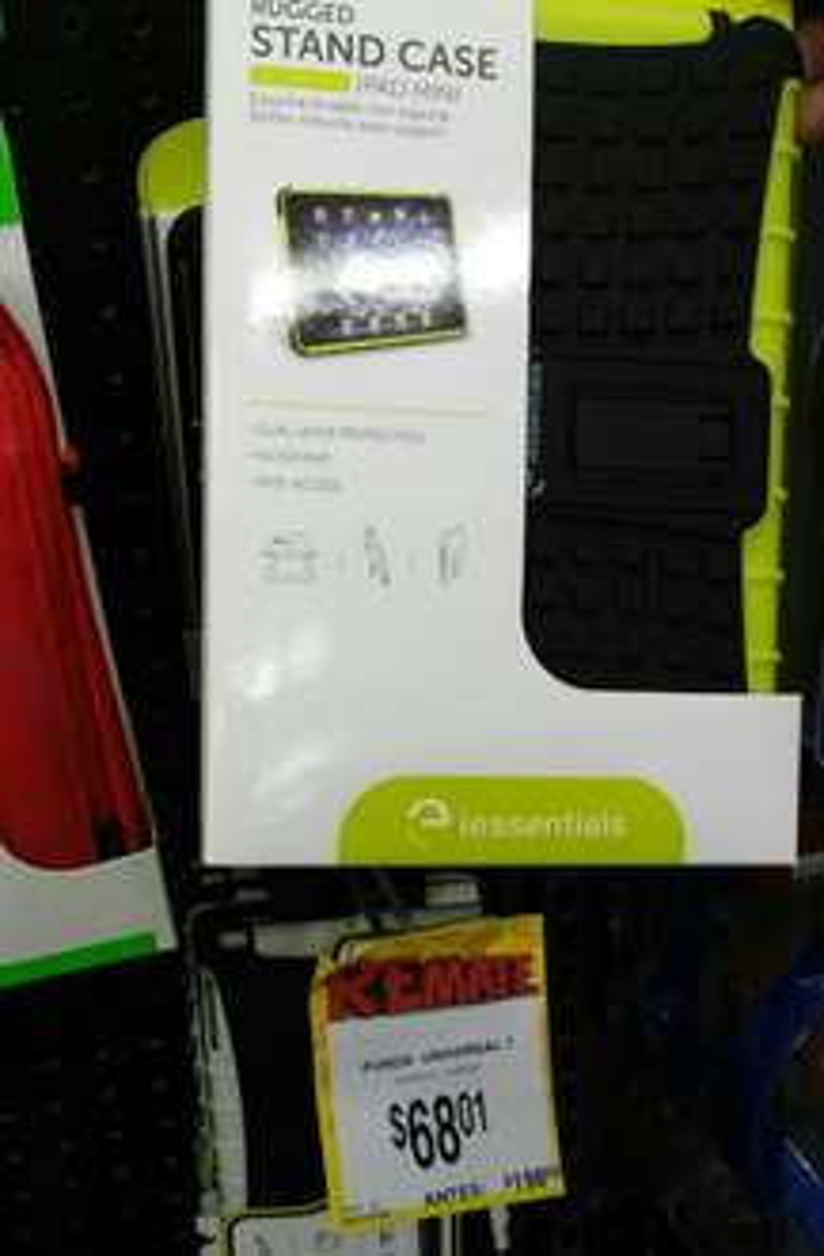 Bodega Aurrerá: Funda para iPad uso rudo a $69.01