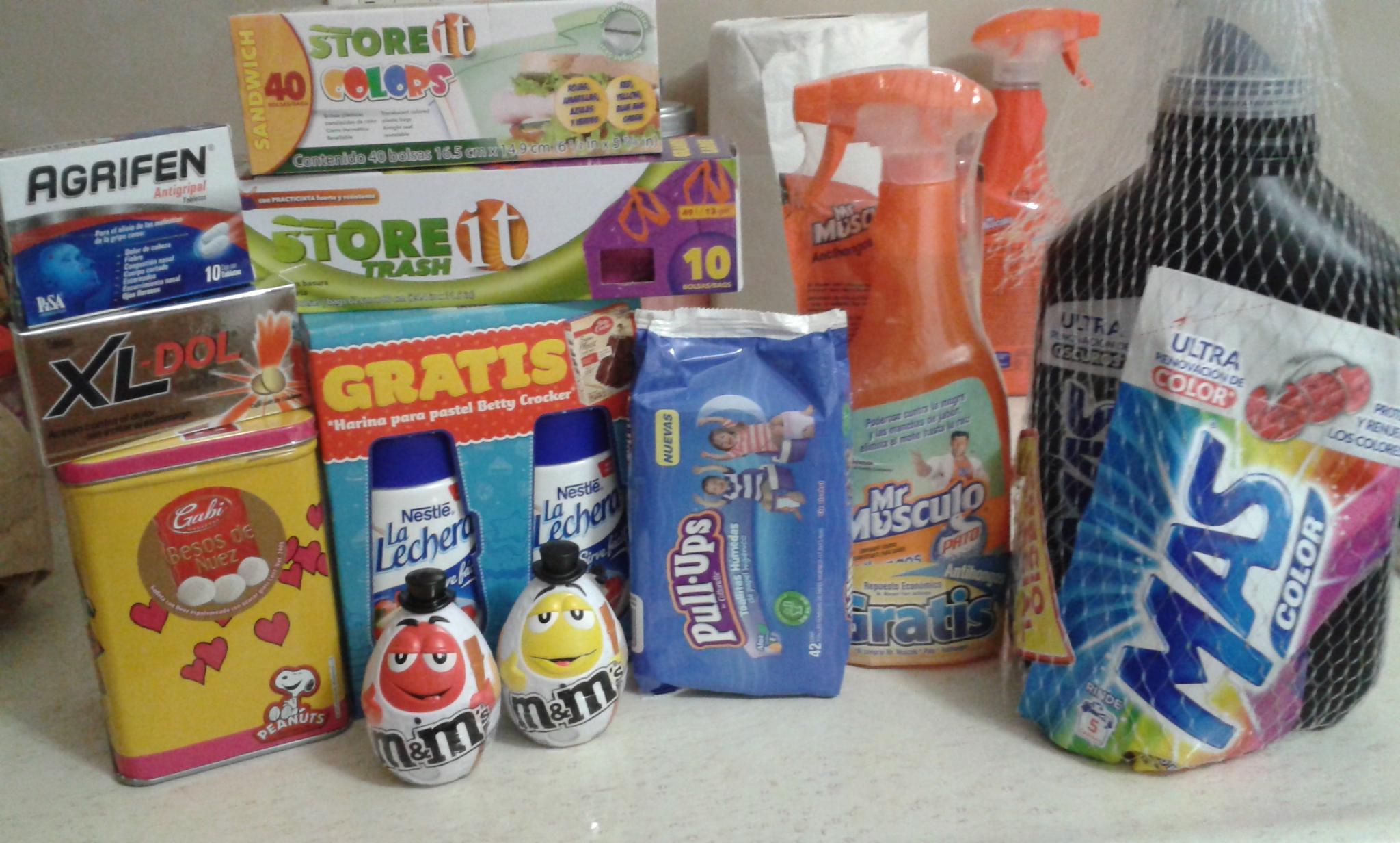 Chedraui: Bolsas Store It a 4.50, M&M's a 1.00 peso y mas articulos