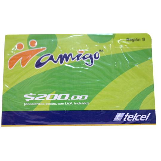 Linio: TARJETA TELCEL CON $200 DE SALDO A SOLO $140 (clientes nuevos)