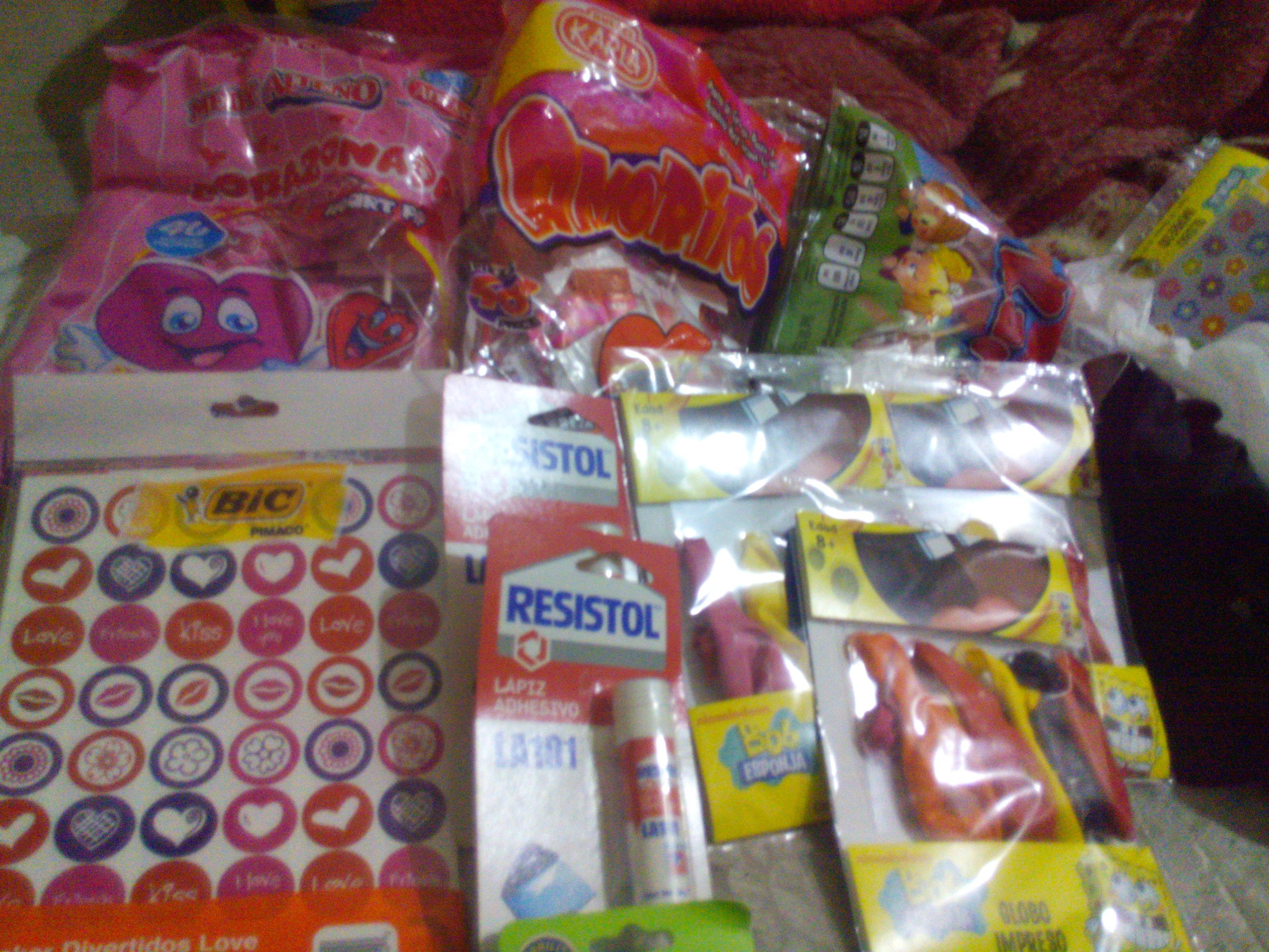 Chedraui: Bolsa de paletas $1 peso, Globos $2.50 y más